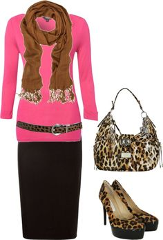 """Make plain into..Interesting!"" by chattertongirl on Polyvore"