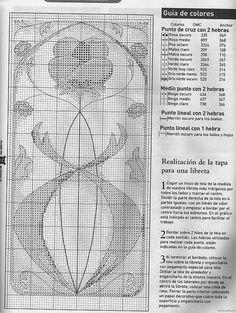 Solo Patrones Punto Cruz (pág. 236) | Aprender manualidades es facilisimo.com