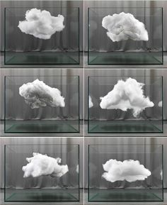 ATMOSFERE-CLOUDS/ 2014 on Behance