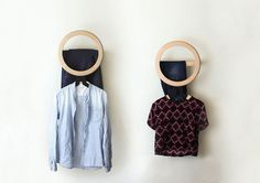 Wall-Mounted Valet