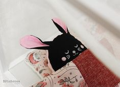 tiny bunny by Břichopas toys
