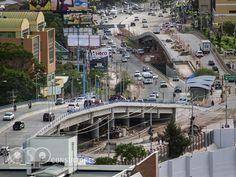 Supervisión de la construcción paso a desnivel intersección Bulevar Suyapa – Colonia El Trapiche