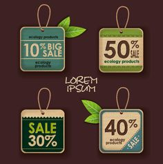 Ecology products price tags vector set 05 - https://gooloc.com/ecology-products-price-tags-vector-set-05/?utm_source=PN&utm_medium=gooloc77%40gmail.com&utm_campaign=SNAP%2Bfrom%2BGooLoc
