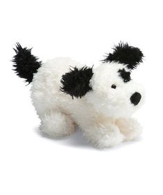 221b9c3271 7   Black  amp  White Playful Pup Buddy Plush Toy by Jellycat
