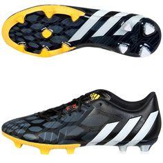 adidas Predator Instinct yellow   black. Available from www.kitbag.com  predator. Tacos De FútbolMundo ... 1eee6b105c881