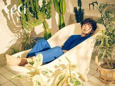 Chanyeol (EXO) - Céci Magazine February Issue '17