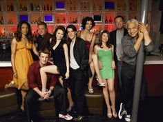 Firefly cast as themselves.