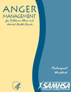Free Anger Management Workbook.  I've used this in a psychoeducation group and it works great!