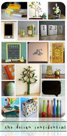 Back to School Night Kid's Room Decor | The Design Confidential