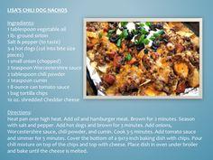 Magic Chef Recipes