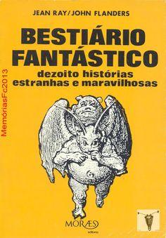 Bestiário Fantástico – Jean Ray/John Flanders (Colecção Aventura Interior, nº 3, Moraes, 1978) « Nebulosa