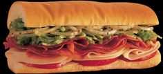 Jimmy John's is offering $1 sandwiches for its Customer Appreciation Day.