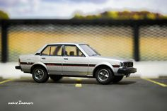 1979 Toyota Corolla 1600 GT by Tomica Limited Vintage
