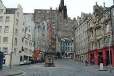 Edinborough, Scottland -another place I would like to visit