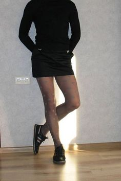 """Men's Skirts, Polka Dots Tights 