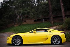 Lexus LFA... OMG... Yes Please