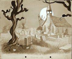 Vintage Disney Halloween image