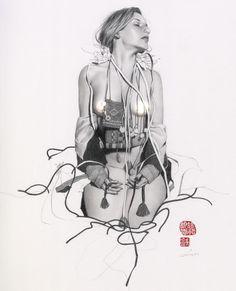 The art by Soey Milk