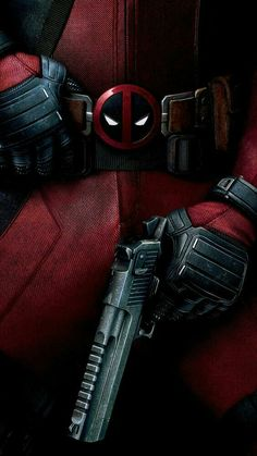 Umm, nice gun Deadpool