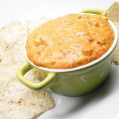 """Slow Cooker Chili Queso Dip I """"Made exactly as written and this turned out great! I was tempted to not soften the onions before adding to the slow cooker but I'm sure glad I did. The caramelized onions added another depth of flavor."""""""