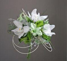 Bouquet de mariée lys - Bouquets de mariée : bouquet mariage - aufeminin