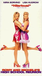 Romy and Michele's High School Reunion - cute, silly and sweet - with Mira Sorvino, Lisa Kudrow & Jeanene Garofalo