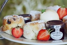 Our gorgeous brand new afternoon tea! Thanks to Neil Fortescue Photography for the beautiful images.
