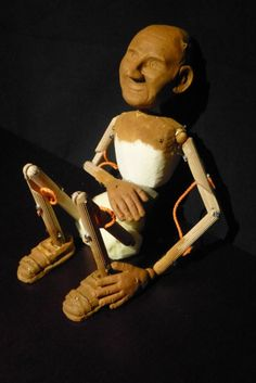 marionnette de marvin