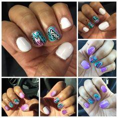 Loving the mood changing shellac my nail tech got me hip to! #shellacistheonlywayforme