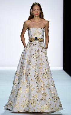 Badgley Mischka from Best Looks at New York Fashion Week Spring 2016   E! Online