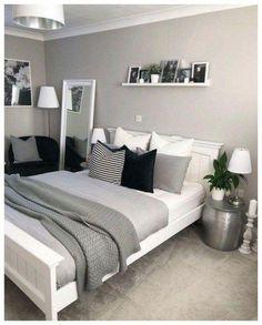 Ideas Bedroom Ideas For Teen Girls Dream Rooms Loft For 2019 Neutral Bedrooms, Trendy Bedroom, Bedroom Colors, Home Decor Bedroom, Modern Bedroom, Bedroom Ideas, Diy Bedroom, Master Bedroom, Girl Bedrooms