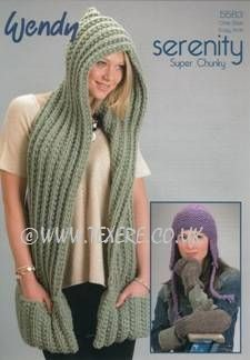 Wendy Serenity Knitting Pattern – 5583