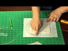 How to Make This Quilt: Running in Circles table runner - YouTube