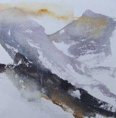 """Saatchi Art Artist David Ross; Painting, """"Beinn an Lochain"""" #art"""