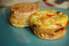 Quinoa Crusted Veggie Egg Bake - Fit Foodie Finds
