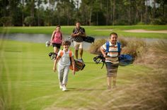 July is Family Golf Month - get out and play!
