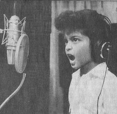 Little Bruno Mars :3