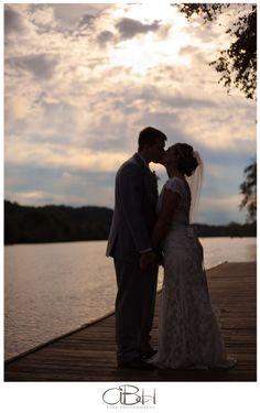 Chris + Amanda | Roswell River Landing | ABH Fine Photography