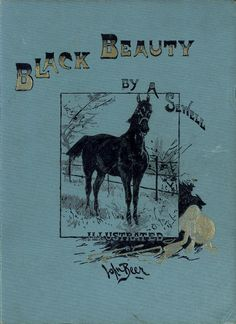"""Black Beauty"" By Anna Sewell (1894) Published By Jarrold & Sons"