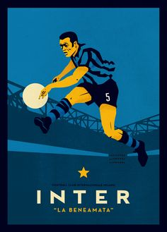 Inter by Jorge Lawerta