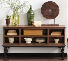 Astonishing Rustic Console Table