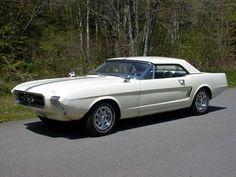 1963 Ford Mustang-II Prototype