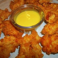 Love these tenders...I've made many tender recipes, but this is my favorite...flavorful, tender and crunchy...these would be wonderful to serve for your Superbowl party...they're already on my list...enjoy!!  Photos are mine