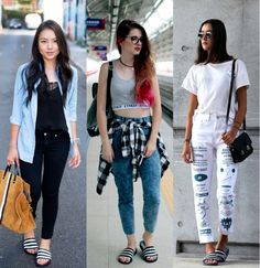 Chinelo slide: o calçado do momento que promete conforto e estilo