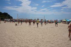 Fun On The Beach at St Vlas
