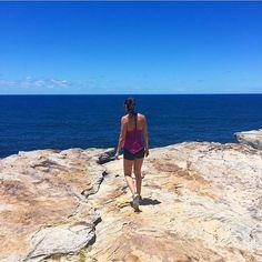 The same wind blows on us all it's how we set the sail that determines where we end up  #roadtorecovery #bonditobronte #comebackseason #sydney #summer #coastalwalk #beachwalk #friyay #activewear #justdoit #nikewomen #explore #nature #patience #fitness #motivation by juleac http://ift.tt/1KBxVYg