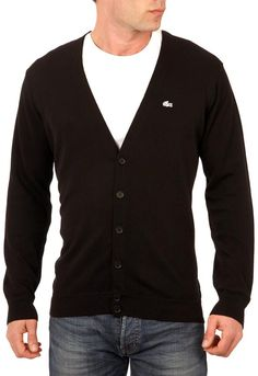 The only thing as lovely as a man in a cardy is a man in a sweater vest. We all know this to be true.