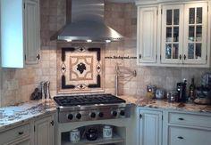 Mosaic Tile Backsplash Design, Pictures, Remodel, Decor and Ideas - page 7