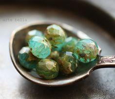 Beautiful beads! I wish I had some.