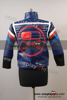 Party Poison jacket. If i owned this i would never take it off.